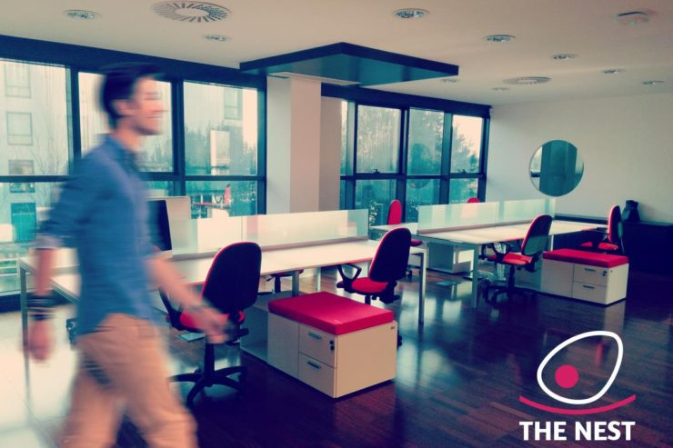 Coworking The Nest Trieste