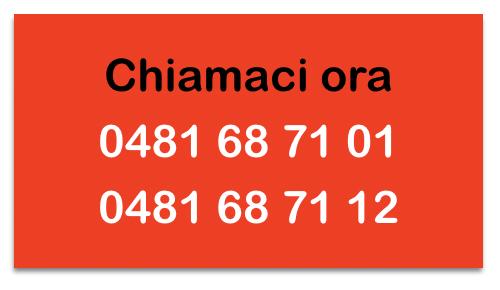Telefono Coworking Trieste Airport Ronchi dei Legionari